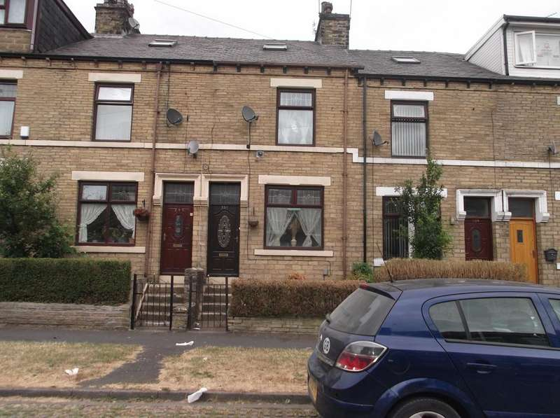 4 Bedrooms Terraced House for sale in Harewood Street , Bradford BD3