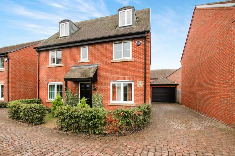 5 Bedrooms Detached House for sale in ST GEORGES ROAD, DENMEAD