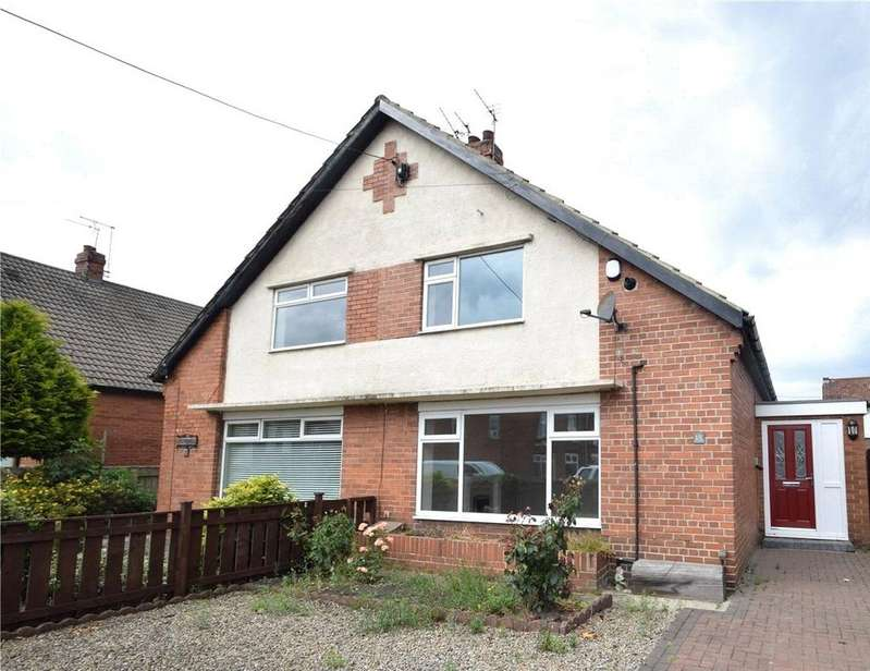 2 Bedrooms Semi Detached House for sale in Grassmere Terrace, Murton, Seaham, Co.Durham, SR7