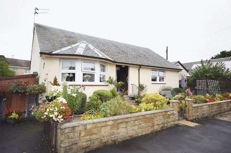 2 Bedrooms Detached Bungalow for sale in 44A Main Street, Dunlop KA3 4AN