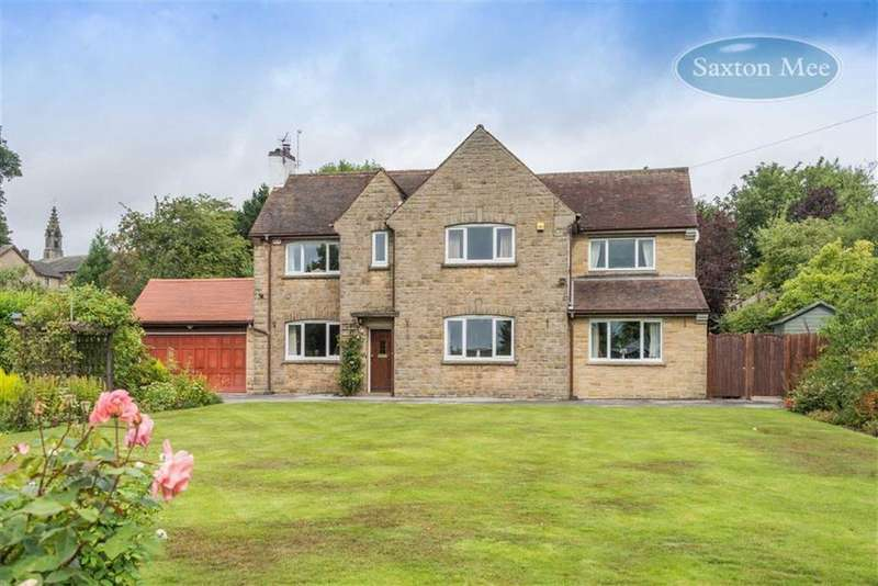 5 Bedrooms Detached House for sale in Oldfield Road, Stannington Village, Sheffield, S6
