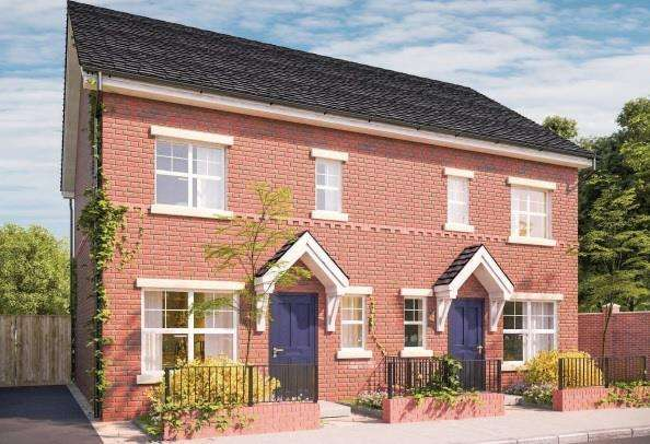 3 Bedrooms House for sale in Crescent Road, Manchester