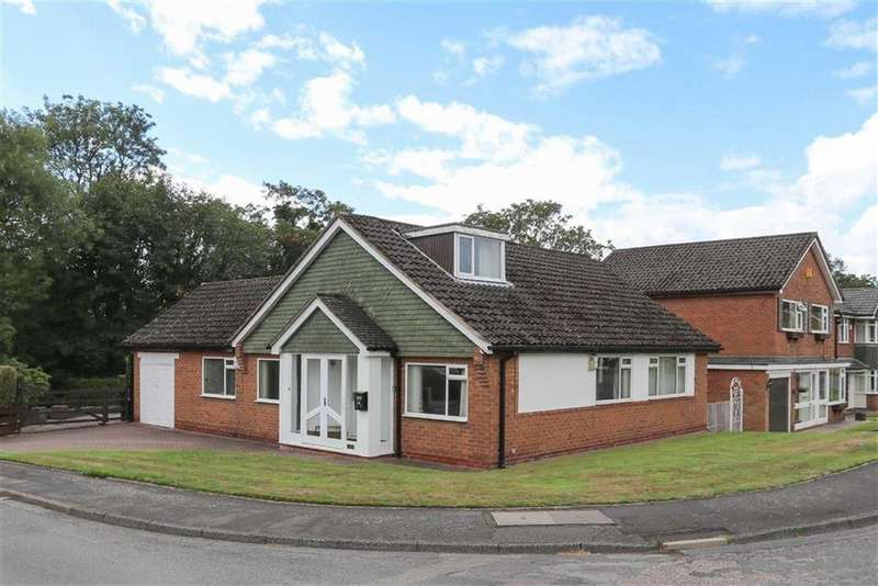 4 Bedrooms Detached Bungalow for sale in Firs Road, Cheadle, Cheshire