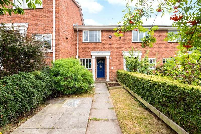 2 Bedrooms Terraced House for sale in Walpole Street, Chester, CH1