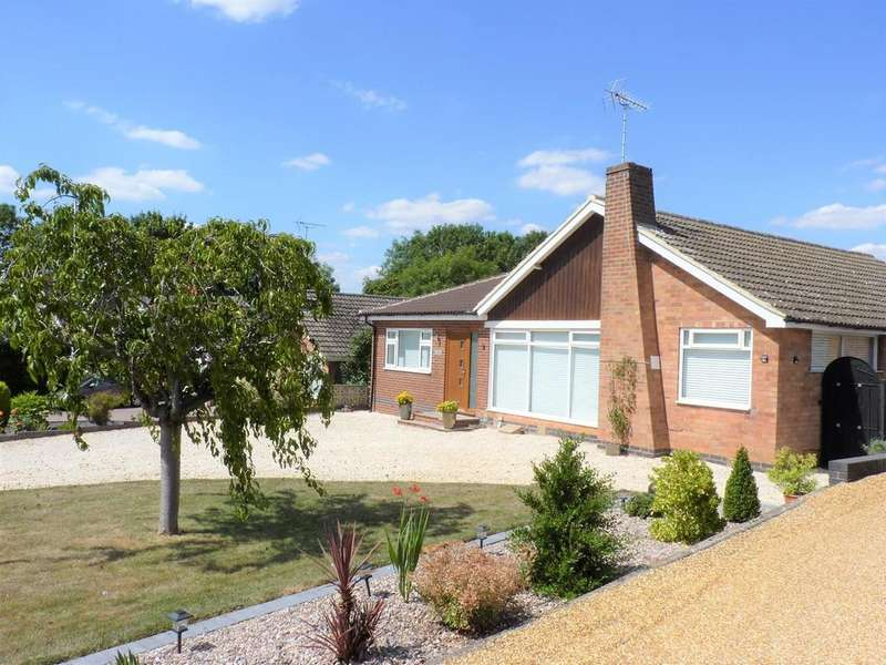 4 Bedrooms Detached Bungalow for sale in Edward Road, Market Harborough