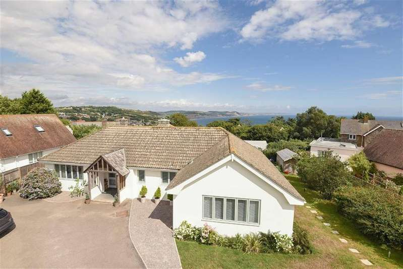 4 Bedrooms Detached House for sale in Somers Road, Lyme Regis, Dorset, DT7
