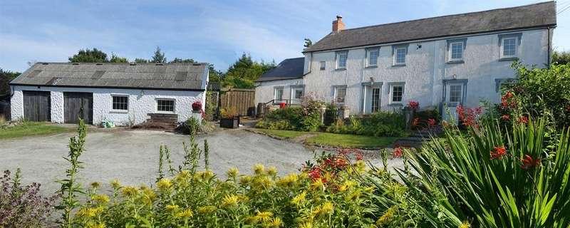 6 Bedrooms Land Commercial for sale in Llanfyrnach