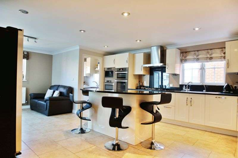 Property for sale in Coton Park Drive