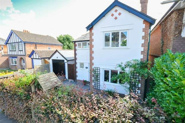 3 Bedrooms Detached House for sale in Milton Road, WIMBORNE, Dorset