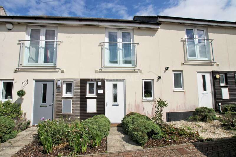 2 Bedrooms Terraced House for sale in Fleetwood Gardens, Southway, Plymouth, PL6 6FA - 50% Shared Ownership Opportunity...