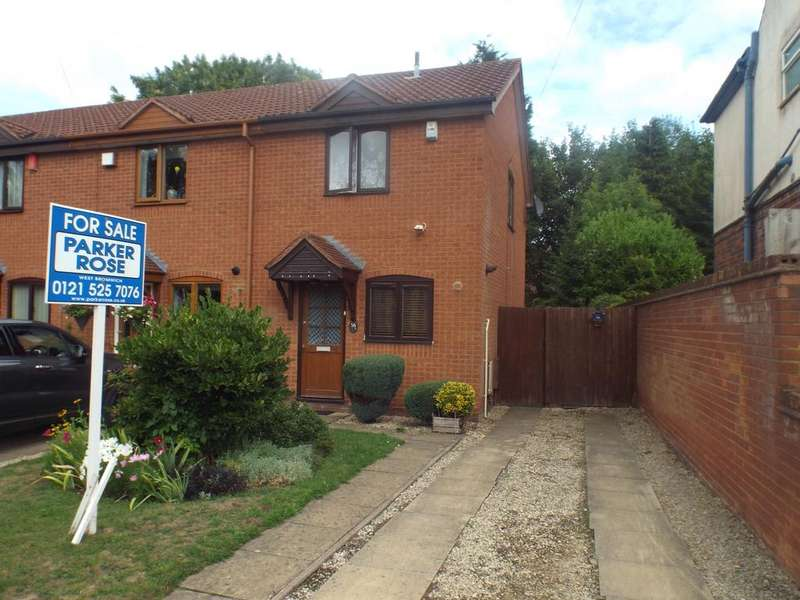2 Bedrooms End Of Terrace House for sale in 56 Railway Street, West Bromwich, B70