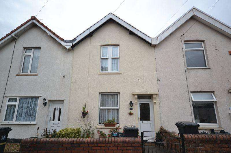 3 Bedrooms Terraced House for sale in Victoria Park, Kingswood, Bristol