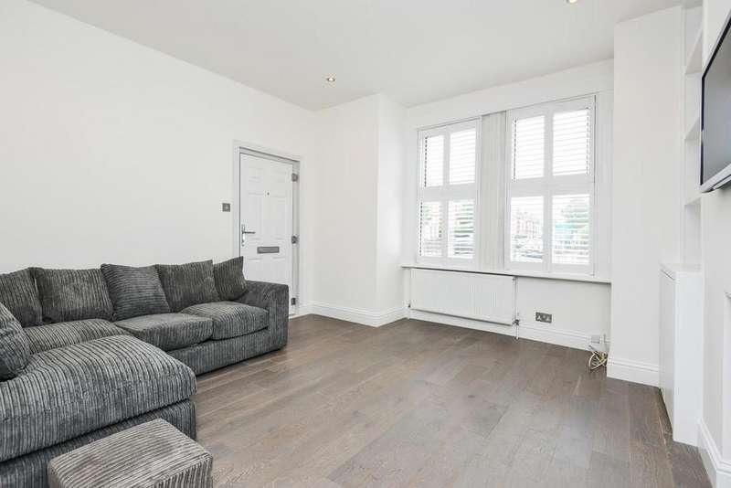 1 Bedroom Flat for sale in Burmester Road, Earlsfield