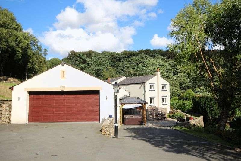 4 Bedrooms Property for sale in Gelder Clough Farm Ashworth Valley, Heywood