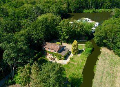 4 Bedrooms Detached House for sale in Irstead, Norwich, Norfolk