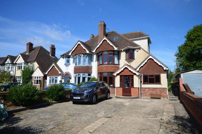 4 Bedrooms Semi Detached House for sale in Shrub End Road, Colchester, CO3 4RA