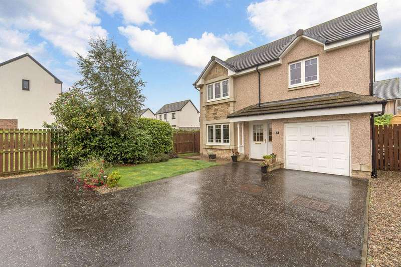 4 Bedrooms Detached House for sale in 26 Toll House Neuk, TRANENT, EH33 2QU