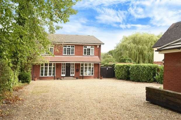 4 Bedrooms Detached House for sale in Bromham Road, Biddenham, Bedford