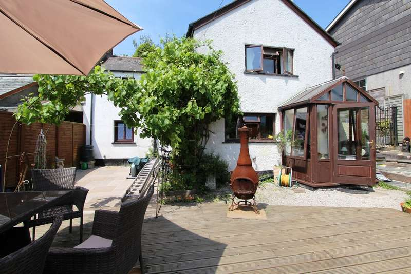 3 Bedrooms Cottage House for sale in Polbathic