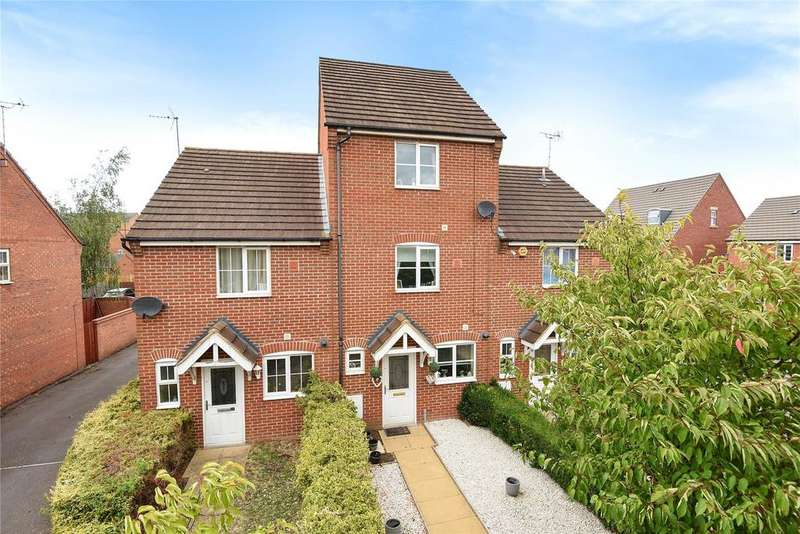 3 Bedrooms House for sale in Yeldersley Court, Grantham, NG31