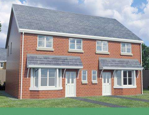 3 Bedrooms Semi Detached House for sale in Bedwelty Gardens, Tredegar