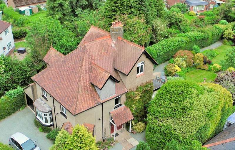 6 Bedrooms Detached House for sale in 28 Shrewsbury Road, Church Stretton SY6