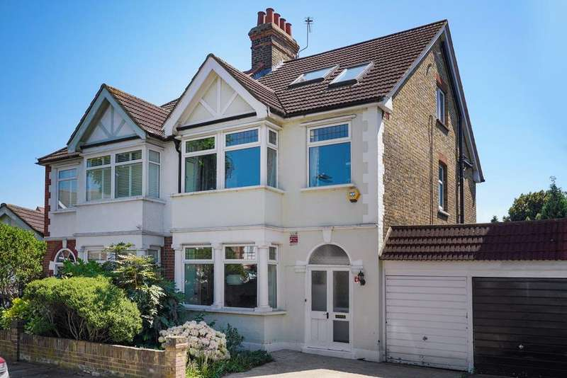 5 Bedrooms Semi Detached House for sale in Chepstow Road, Hanwell, W7