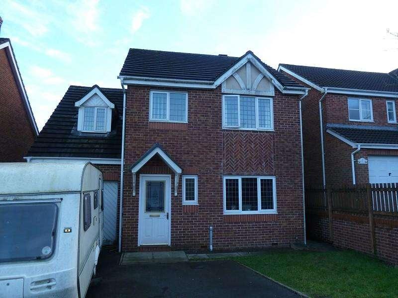 4 Bedrooms Detached House for sale in Cwrt Y Fedwen, , Cwmfelin, Mid Glamorgan. CF34 9GH