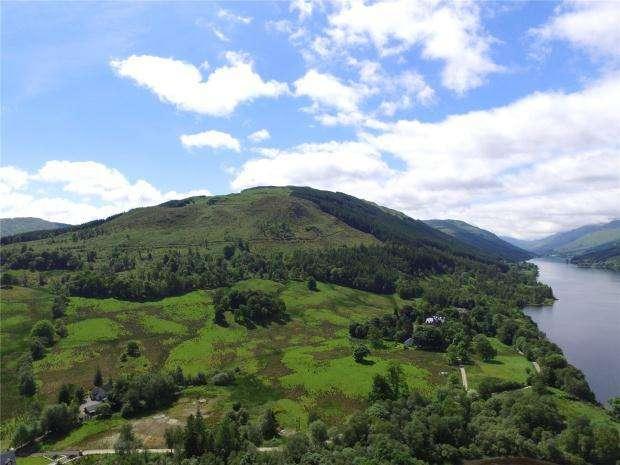 Land Commercial for sale in Stronvar, Balquhidder, Stirlingshire