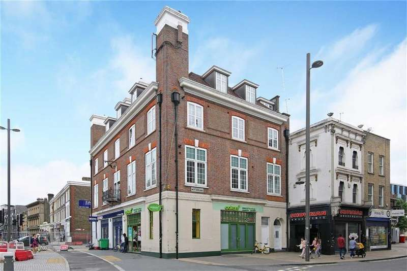 2 Bedrooms Flat for sale in Swan House, Stratford