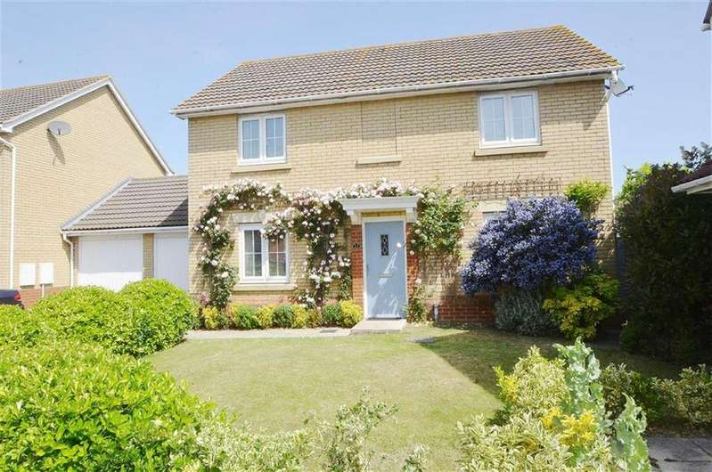 4 Bedrooms Detached House for sale in Havengore Close, Southend-on-sea