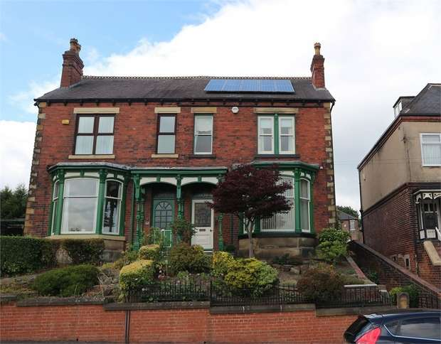 4 Bedrooms Semi Detached House for sale in Handsworth Road, Sheffield, South Yorkshire