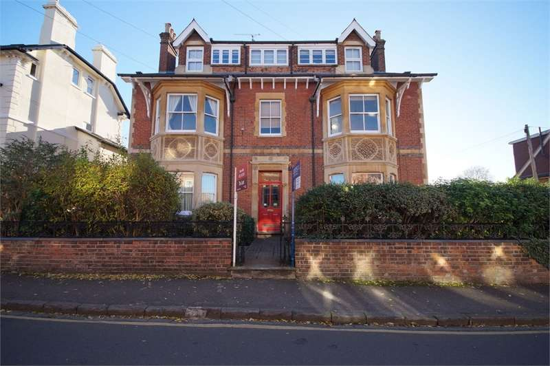 2 Bedrooms Flat for sale in Milman Road, READING, Berkshire