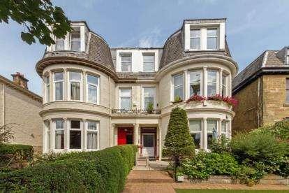5 Bedrooms Town House for sale in Kelvinside Gardens, North Kelvinside
