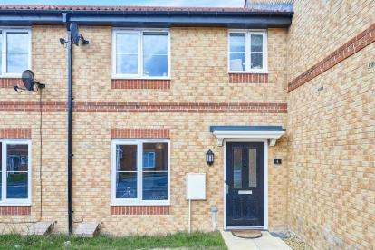 3 Bedrooms Terraced House for sale in Woodland Avenue, Colburn, Catterick Garrison, North Yorkshire