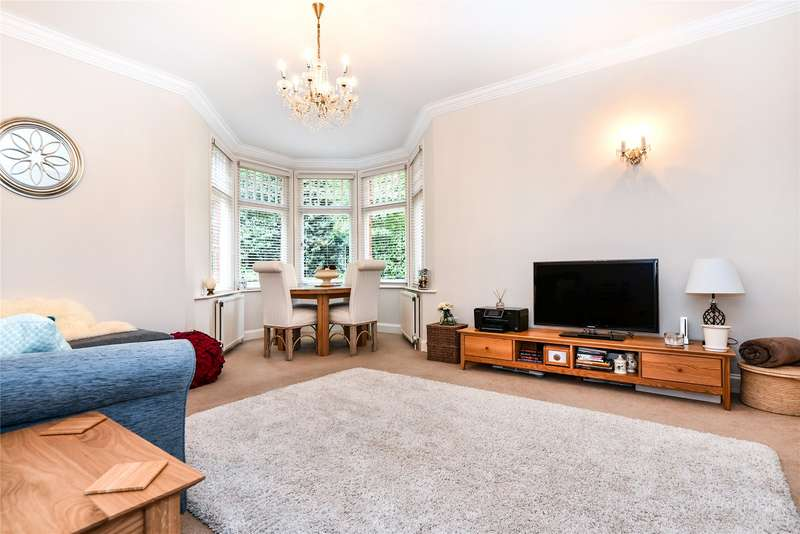 3 Bedrooms Apartment Flat for sale in Newlands House, Newlands Drive, Maidenhead, Berkshire, SL6