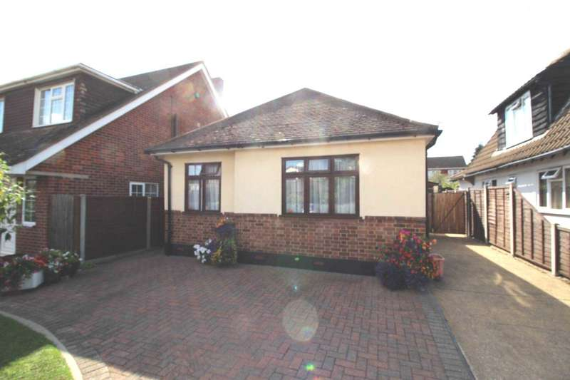 3 Bedrooms Bungalow for sale in Vista Road, Wickford