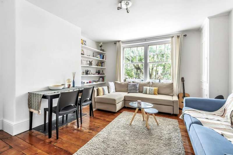 2 Bedrooms Flat for sale in Cloudesley Place, Islington