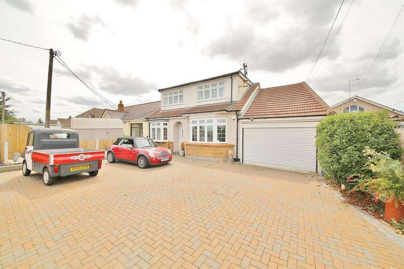 5 Bedrooms Chalet House for sale in High Road, Fobbing