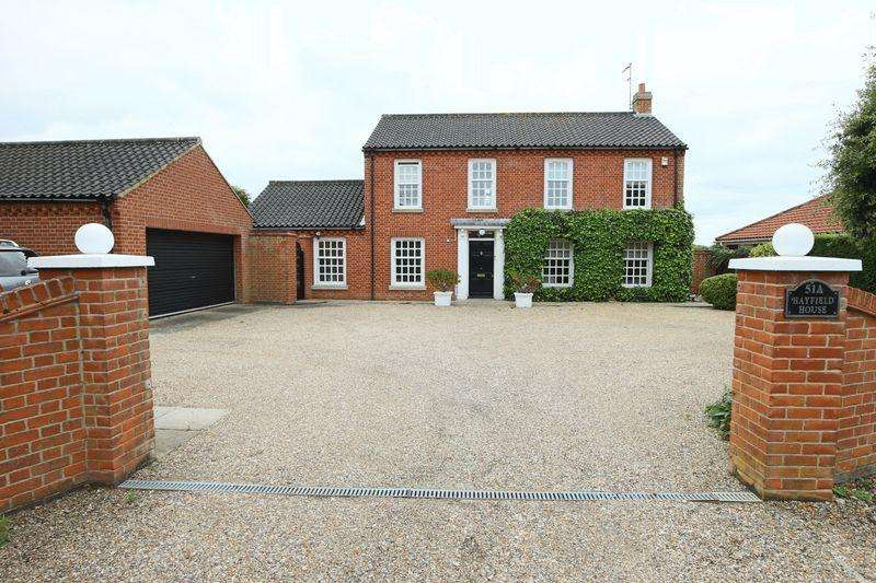 5 Bedrooms Detached House for sale in The Street, Corton
