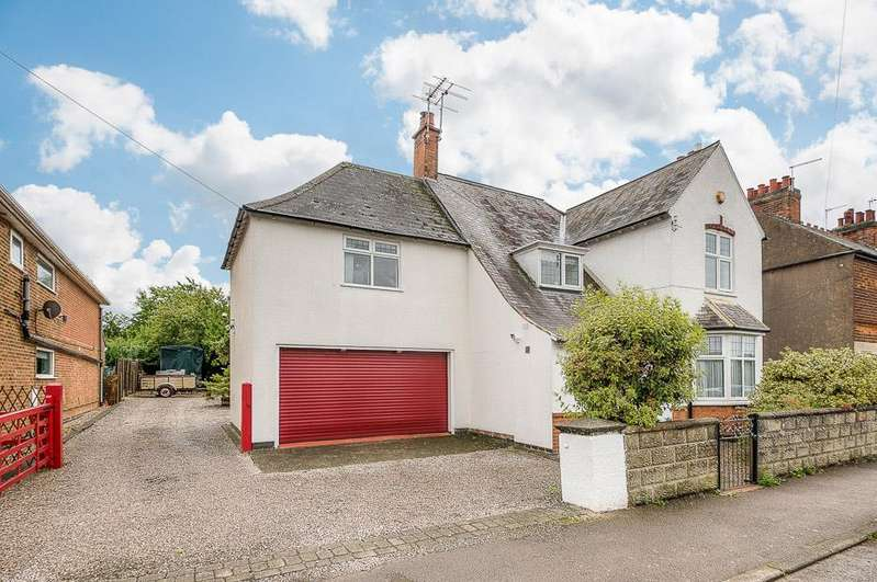 4 Bedrooms Detached House for sale in Sapcote Road, Stoney Stanton, Leicester