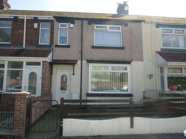 3 Bedrooms Terraced House for sale in WESTBOURNE ROAD, STOCKTON ROAD, HARTLEPOOL