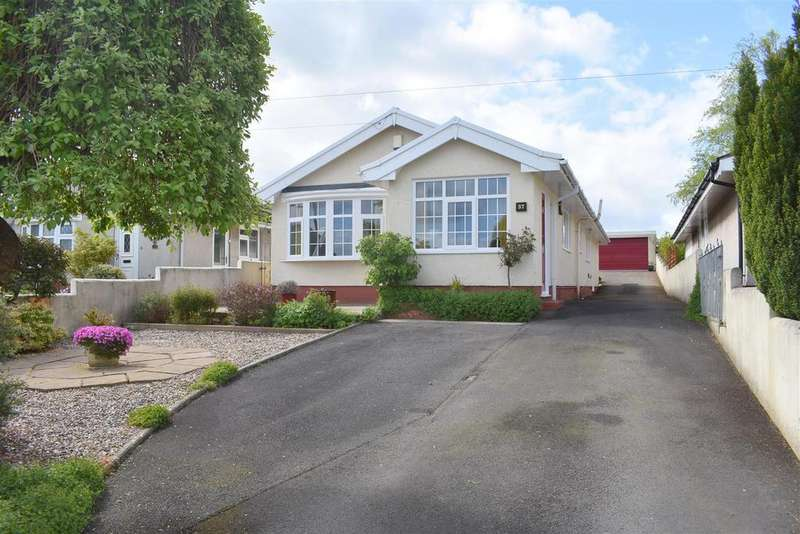 4 Bedrooms Detached Bungalow for sale in Cefn Road, Glais, Swansea