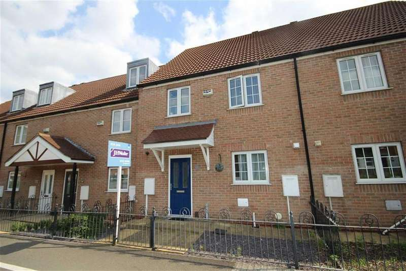 3 Bedrooms Terraced House for sale in Carlton Boulevard, Lincoln, Lincolnshire