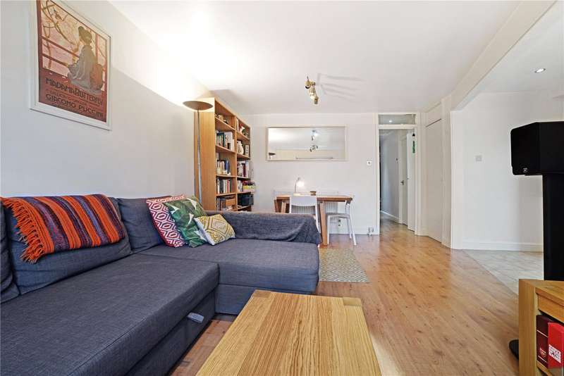 1 Bedroom Flat for sale in Belmont Close, Clapham, London, SW4