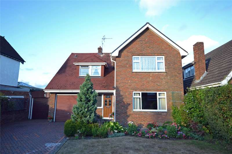 4 Bedrooms Detached House for sale in Holly Road, Ashurst, Southampton, Hampshire, SO40