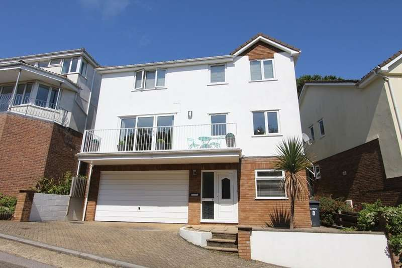 4 Bedrooms Detached House for sale in Badger Close, Paignton