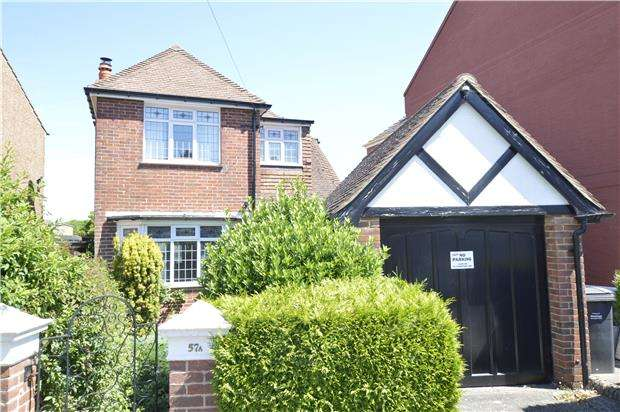 3 Bedrooms Detached House for sale in Burry Road, ST LEONARDS-ON-SEA, East Sussex, TN37 6QZ