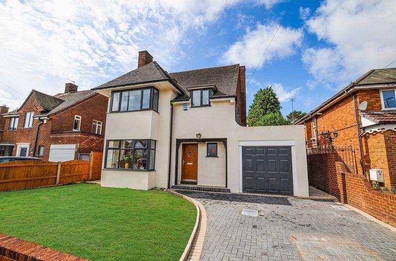 4 Bedrooms Detached House for sale in Kent Road, Halesowen