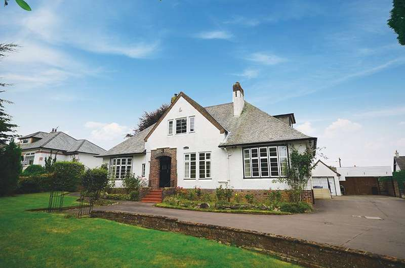 4 Bedrooms Detached Villa House for sale in Heatherhyll Dunure Road, Ayr, KA7 4HR